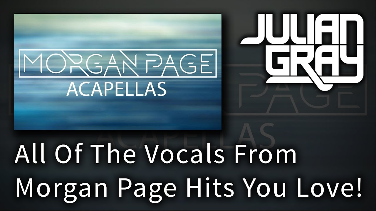 Free Morgan Page Acapella Pack?? - Review