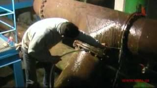 видео Антикоррозийная защита металлоконструкций: способы и методы