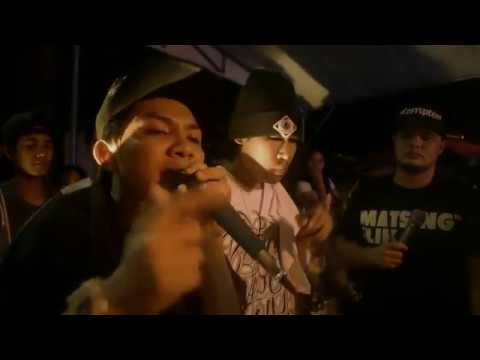 "Apprentice/KrayzieKilla Vs Paktisoy/K-one ""Iloilo Street Rap Battle 2017"""