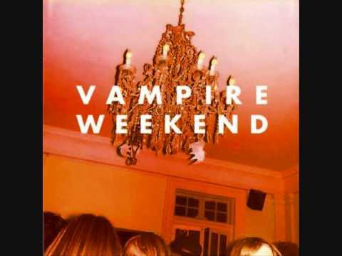 10. Vampire Weekend - Walcott