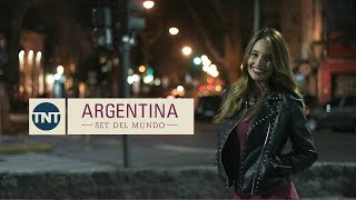CIUDAD DE BS AS - ARGENTINA SET DEL MUNDO - TNT