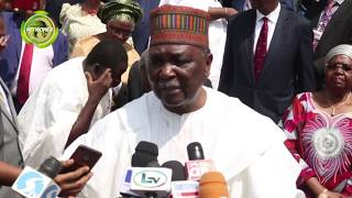 BUHARI, GOWON, SANWO-OLU PRAY FOR NIGERIA