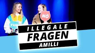 AMILLI und ihr Biolehrer! - Illegale Fragen