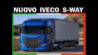 Lambrenedetto e il nuovo S-WAY IVECO