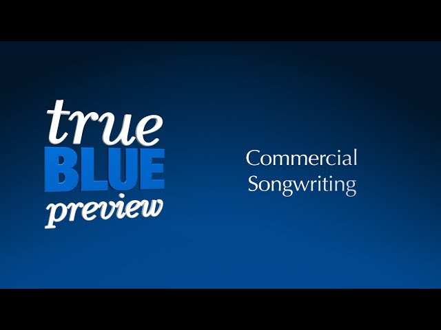 MTSU True Blue Preview: Commercial Songwriting