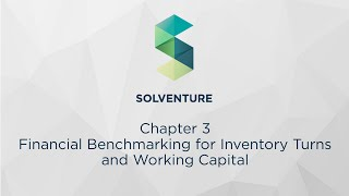 Chapter 3 - Financial Benchmarking for Inventory Turns and Working Capital
