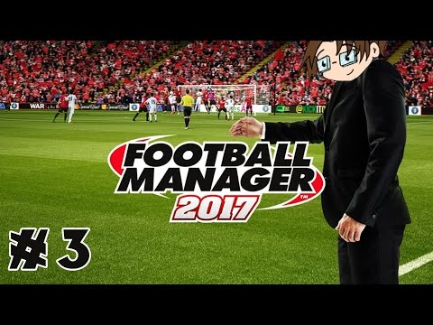 Let's Play: Football Manager 2017 - Ayr United - Part 3