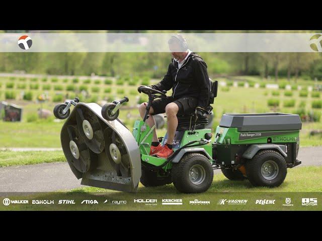 Vinn kampen mot gräset och ogräset med proffsprodukter från Maskinparken