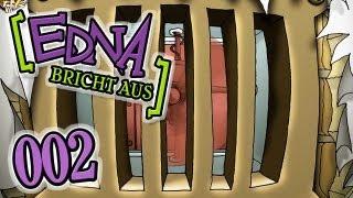Let's Play Edna Bricht Aus #002 [Deutsch] - Ein bisschen frische Luft thumbnail