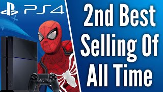 Sony Confirms More Studio Acquisitions   Ps4 Is The 2nd Best Selling Console Of All Time