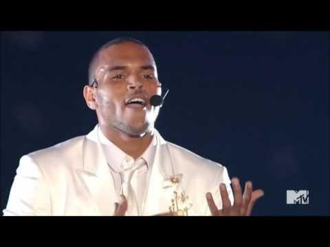 Chris Brown MTV Video Music Awards 2011