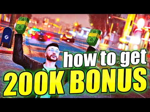 How to Get FREE 200K MONEY Bonus From Rockstar Mailing List Social Club! (GTA 5 Free Money Bonus)