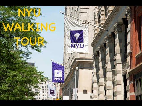 NYU Walking Tour: NYC Traveler College Tour
