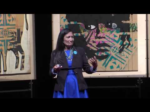 Who speaks for you? | Debra Haaland | TEDxABQ