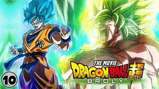 dragon ball super broly movie reaction