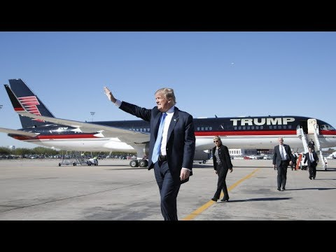 Inside Trump's BILLION DOLLAR Private Jet