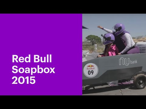 Nubank no Red Bull Soapbox 2015