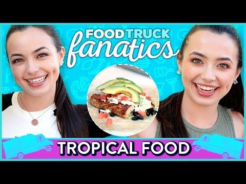SEAFOOD CHALLENGE | Food Truck Fanatics w/ The Merrell Twins
