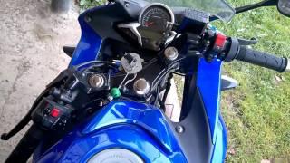 Небольшой видео обзор на мотоцикл Abm Gx 250.