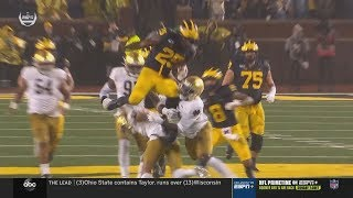 2019 Michigan Football Highlights v. Notre Dame