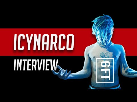 6FT - Icynarco on Addressing Haters, Blowing up so fast, & being Different from other Rappers