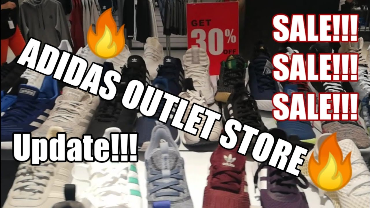 Adidas Outlet Store Sneaker Update Sale Get 30 Off Cash Carry Mall Makati