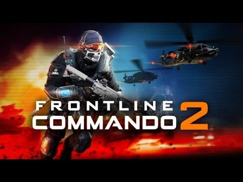 FRONTLINE COMMANDO 2 Android GamePlay Part 1 (HD)