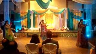 The BEST Bollywood engagement dance EVER!!