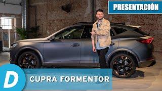 Nuevo Cupra Formentor 2020   Primeras impresiones   Review en español   Diariomotor