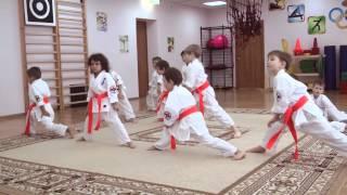 Дети в Каратэ Кекусинкай(Ролик создан при поддержке Руководителей и инструкторского состава Национального Союза Каратэ Кекусин..., 2014-05-24T06:49:53.000Z)