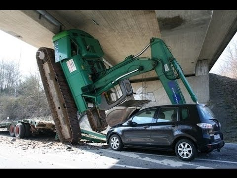 Funny Construction Fail Compilation Youtube