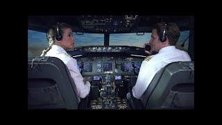 Ankes Durchsage aus dem Cockpit