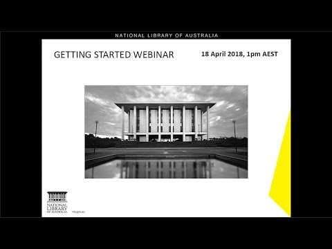 Getting Started Webinar