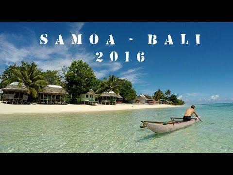 GoPro   Drone: Around The World Adventure // Samoa and Bali