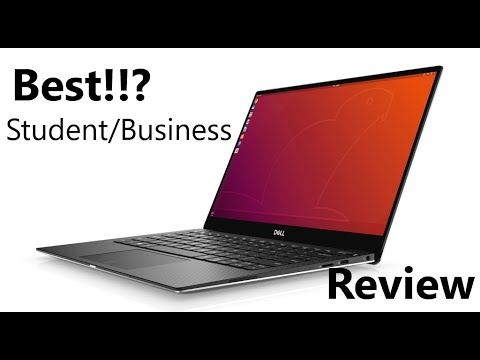 "Best 13"" inch laptop!- Dell XPS 13 (9380) REVIEW"