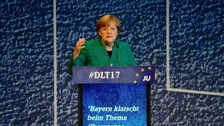 Germany: Merkel agrees to limit on refugees entering the country