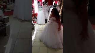 Примерка платья свадебного для 09.08.2017 г.
