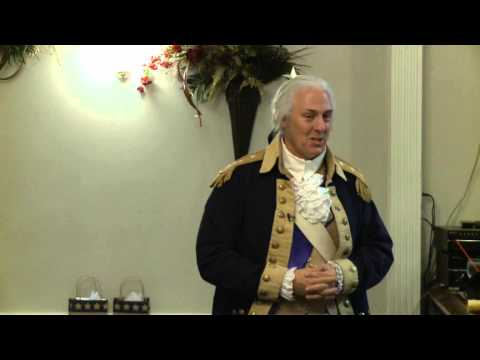 Pastor Mark Collins Presents George Washington