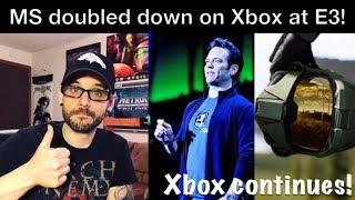 Microsoft doubles down on the Xbox brand's future at E3 | Ro2R