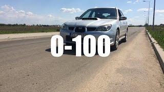 Subaru Impreza WRX 2.5 Wagon 230hp.