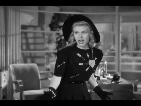 Ginger Rogers' 'Dream'