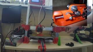 Идеальная печать после глобальных переделок. tarantula teva i3 new проект(, 2017-01-06T16:49:53.000Z)