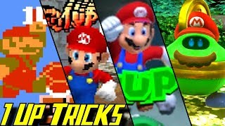 Evolution of Infinite Lives Tricks in Mario Games (1985-2017)