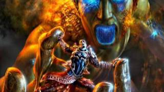 God of War 2 soundtrack - Battle of Euryale