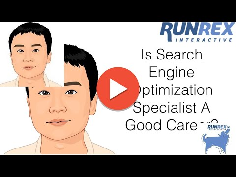 Is Search Engine Optimization Specialist A Good Career?