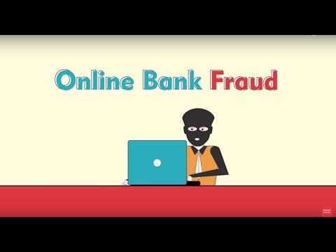 Are you a victim of 'Online Bank Fraud'?