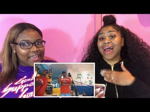 Ar'mon And Trey MASHUP SZA - Love Galore | Cardi B - Bodak Yellow |Kendrick Lamar - LOVE (REACTION)