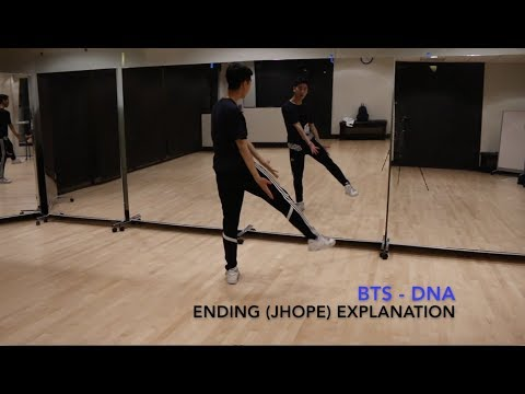 [Eclipse] BTS (방탄소년단) - DNA Full Dance Tutorial