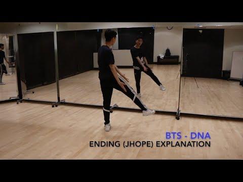 [Eclipse] BTS (방탄소년단) - DNA Full Dance Tutorial