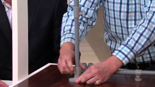 Extend-it Adjustable Closet Organization System With Dan Hughes